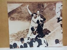 BILL MAZEROSKI (PITTSBURGH PIRATES) PHOTO PRINT (Home Plate Celebration)