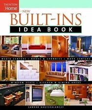 New Built-Ins Idea Book: Media Centers Nooks & Crannies Window Seats Kitchen & D