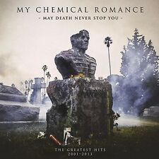 MY CHEMICAL ROMANCE - MAY DEATH NEVER STOP YOU  CD NEU