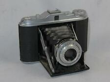Vintage AGFA ISOLETTE I Folding Camera With Agfa Agnar Lens 1950s