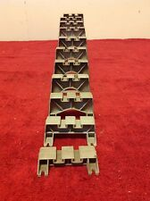 Lot Vintage Lionel Train Graduated Trestle Set 110 nickel silver collector track
