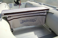 Underseat storage bag with Cushion for 14' inflatable boat UNDER SEAT BAG 47""