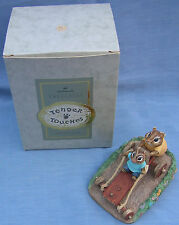 "Tender Touches ""SOAPBOX RACER"" Limited Edition #465 of 19,500"