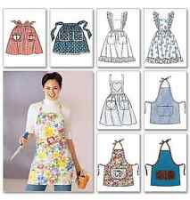 NEW | McCalls 8 Great Looks One Easy Pattern Misses Sewing Pattern 2947 Aprons