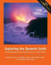 Exploring the Dynamic Earth: GIS Investigations for the Earth Sciences, ArcGIS�