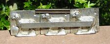 Old French Chocolate Candy Lamb Sheep Easter Mold Tin TinnedMetal Multi-Piece