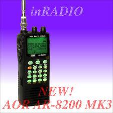 AOR AR-8200 MK3 - Top-Handscanner von 100 kHz bis 3000 MHz AR8200 AR8200MK3
