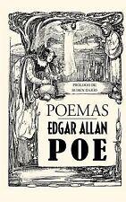 Poemas by Edgar Allan Poe (2013, Paperback)