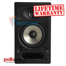 Polk Audio 65-RT fuga serie en la pared de altavoz de 6 1/2 pulgadas 125W 2-Way! nuevo!