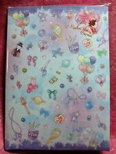 Sailor Moon Crystal Letter Set Romance Story Blue Limited Kawaii with Sticker