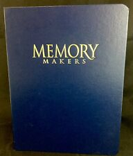 Memory Makers Binder & magazines with Scrapbook Layout Ideas & More-Volume 10-15