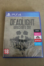 Deadlight Director's Cut PS4 ENGLISH VERSION PLAYSTATION 4 NEW SEALED