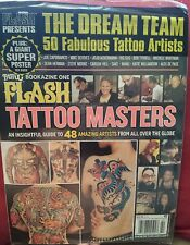 Tattoo Flash Masters 48 artists skin ink rebels life 2014 FREE Priority SHIPPING
