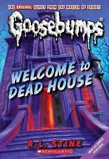 Classic Goosebumps: Welcome to Dead House 13 by R. L. Stine (2010, Paperback)