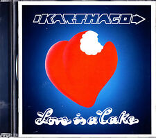 KARTHAGO love is a cake  CD NEU