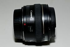Canon EF 50mm F/1.4 USM Lens RRP £349 // FAULTY