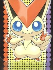 Japanese Pokemon Black & White VICTINI DECK BOX NEW!!