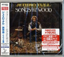 JETHRO TULL-SONGS FROM THE WOOD-JAPAN CD C68