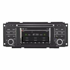 "4.3"" Car DVD Stereo GPS Radio Headunit for Jeep Grand Cherokee Dodge Chrysler"
