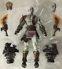 "GOD OF WAR 3 KRATOS Ultimate NECA Ghost Of Sparta 2016 7"" Inch LOOSE FIGURE"