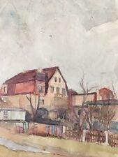 Bach Heymo 1926-2013 Hier: 1950 Häuser u. Gärten LS56