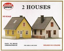 479 Décor en kit Maisons Model Power train HO 1/87eme