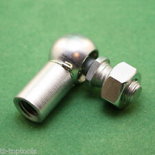 Winkelgelenk DIN 71802 M 10 RH verzinkt Mutter Siicherungsfeder Kugelgelenk Top