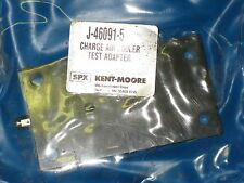J-46091-5 Charge Air Cooler Test Adapter Kent Moore SPX ( TAG# 1167 )