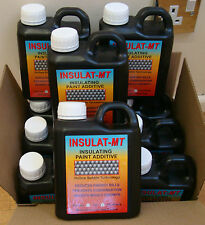 INSULAT-MT INSULATING PAINT ADDITIVE - CONTRACTOR PACK, INSULADD ALTERNATIVE