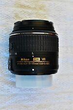 Nikon Af-s Nikkor 18-35 mm f/3.5-5.6 G Lente de VR11