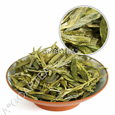 100g Organic West Lake XiHu Long Jing Dragon Well Spring Loose Chinese GREEN TEA