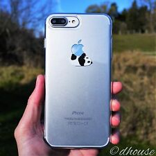 MADE IN JAPAN Soft Clear TPU Case Panda Crawling for iPhone 7 Plus
