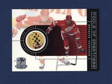 BRENDAN SHANAHAN 2000 UD TOOLS OF GREATNESS (#TG-BS) STICK