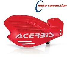 ACERBIS X-FORCE MOTOCROSS HANDGUARDS RED HONDA CR125 CR250 CRF250 CRF450