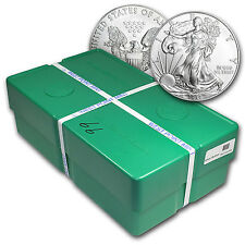 2014 500-Coin Silver Eagle Monster Box (WP Mint, Sealed) - SKU #83788