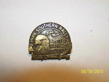 1989 Harley Davidson Motorcycle Southern Rally Pin Beloxi MS Mississippi