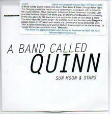 (807B) A Band Called Quinn, Sun Moon & Stars - DJ CD
