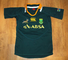 Canterbury South Africa 2011/2013 home shirt (For age 6)