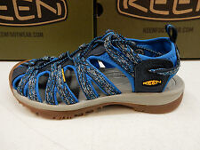 KEEN WOMENS SANDALS WHISPER MIDNIGHT NAVY FRENCH BLUE SIZE 9.5