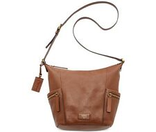 New Fossil Women's Emerson Hobo Brown Bag ZB6642200