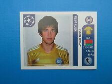 Panini Champions League 2011-12 n.526 Rudik Bate Borisov