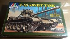 ITALERI 6427 - 1/35 - T-55 SOVIET TANK - NUOVO