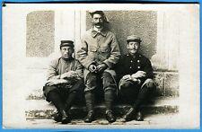 CPA PHOTO: Soldats du 51° Régiment d'Infanterie / Guerre 14-18