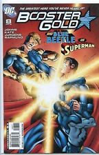 Booster Gold 2007 series # 8 near mint comic book