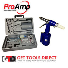 New Proamp Industrial Air Hydraulic Pop Rivet Gun Pneumatic Riveter RD-F2014Z