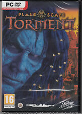 Planescape Torment PC Brand New Sealed Plane scape