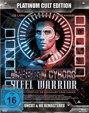 American Cyborg - Steel Warrior (Blu-Ray + DVD) mit Joe Lara, Nicole Hansen