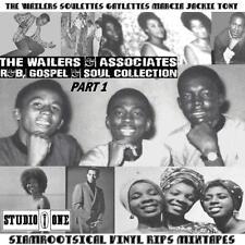 THE WAILERS & ASSOCIATES -  R&B , GOSPEL & SOUL COLLECTION MIX CD PART 1