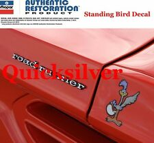 1970 Plymouth Road Runner & Superbird Rear Standing Bird 2964116 Decal NEW
