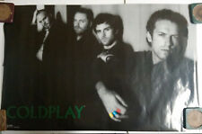 Music Poster Coldplay ~ Group Chris Martin
